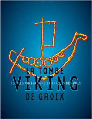 poster: The viking grave from Groix island