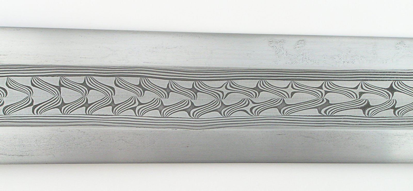 Pattern Welded Sword Magnificent Inspiration